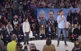 """09/09/2021: """"Le tenemos que ganar al títere e impotente que está en Casa Rosada"""": duro discurso de Juan Manuel López, uno de los candidatos que acompaña a Santilli"""