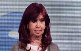 17/09/2021: Cristina eliminó el apellido Fernández de su cuenta de Twitter
