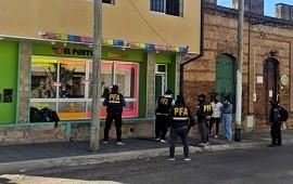 22/09/2021: Presunto lavado de dinero: ¿Por qué volvió la Policía Federal al drugstore allanado y cerrado en febrero?