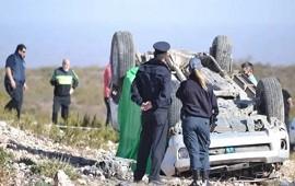 22/09/2021: Neuquén: murió dirigente petrolero tras volcar en la ruta 5