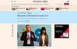 """23/09/2021: Duro editorial del Financial Times: """"si el Gobierno Argentino no actúa, se avecina una crisis económica seguida de una victoria de la oposición"""""""