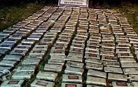 28/09/2021: Enviaron a una unidad penal entrerriana a los hombres que trasladaban 433 kilos de cocaína por la ruta