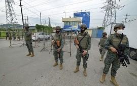 29/09/2021: Ecuador: al menos 30 presos murieron en motín en una cárcel