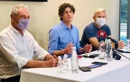 01/09/2021: En su paso por Entre Ríos, Lousteau calificó la lista de Frigerio como