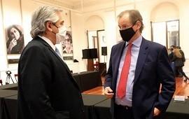17/09/2021: Fernández definirá los próximos pasos del gobierno junto a Bordet y otros gobernadores peronistas