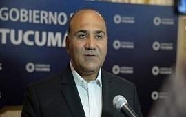 17/09/2021: Juan Manzur será finalmente el nuevo Jefe de Gabinete