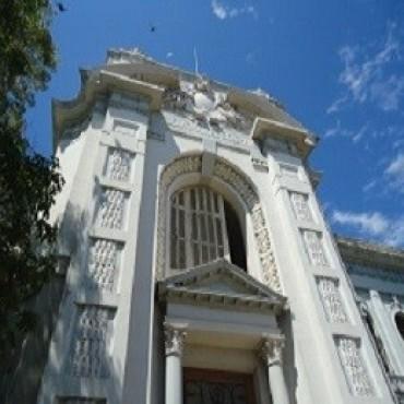 Destacaron el avance de las obras en la escuela Belgrano, de Paraná