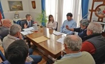 El gobierno atiende las demandas de juntas de gobierno de Federación
