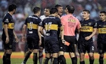 sanción La AFA confirmó que para a Vigliano por su mal desempeño en el superclásico
