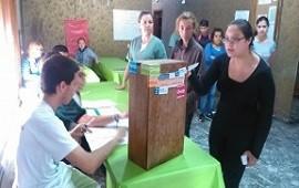 Primer Centro de Estudiantes de Escuela Integral en la Provincia