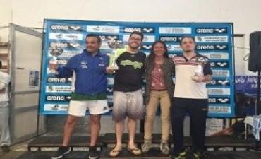 La provincia presente en el Campeonato Nacional de Natación Máster y Premáster
