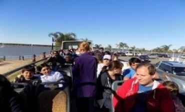 Entre Ríos estuvo colmada de turistas durante el fin de semana largo