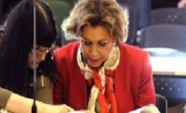 María Julia Alsogaray recibió la libertad condicional