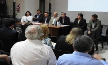 Debatieron el nuevo proyecto de ley de Distritos Industriales