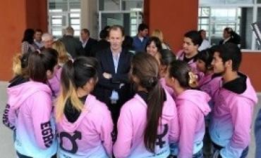 Bordet ratificó su compromiso con los docentes y la escuela pública