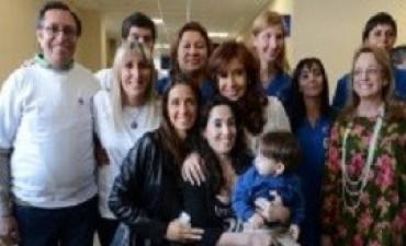 El Gobierno derogó el programa Argentina Sonríe, que dirigió la esposa de Máximo