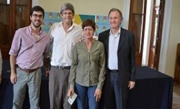 Otorgaron microcréditos por 100.000 pesos a emprendedores del departamento La Paz