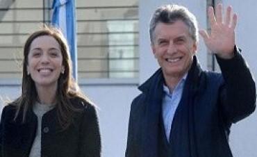 Macri volvió a respaldar a Vidal y aseguró que