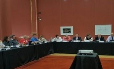 Nación y provincias acordaron llevar adelante políticas conjuntas sobre minería