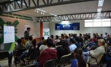 Se realizó un taller de capacitación en ventas para emprendedores