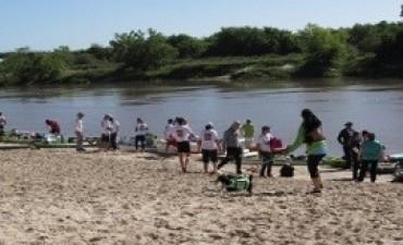 Se realiza la Primera Travesía del Corredor del Gualeguay