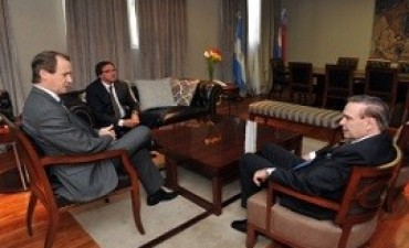 Gobernadores siguen ronda de encuentros con legisladores nacionales por el Presupuesto