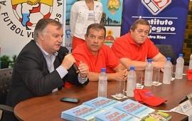 27/10/2017: El gobierno provincial de Entre Ríos, acompaña el Campeonato Argentino de Futbolistas Veteranos