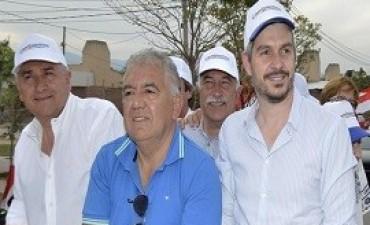 06/10/2017: Peña pidió el apoyo a los candidatos de Cambia Jujuy para reafirmar el rumbo