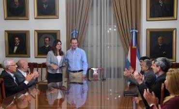 06/10/2017: Se adjudicó la obra de ampliación de la red de agua potable para Villaguay