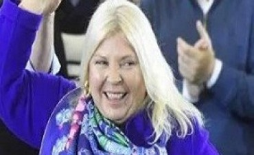 17/10/2017: Carrió celebró el pedido de detención de Julio De Vido: