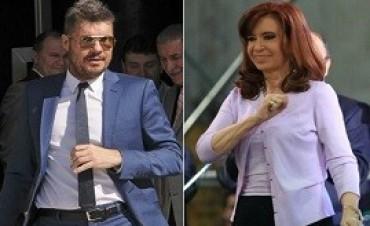 """17/10/2017: Marcelo Tinelli, lapidario con el llanto de Cristina: """"Es una actriz frustrada"""""""