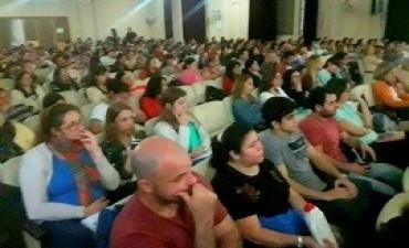 19/10/2017: Se realizó el tercer encuentro de tutores y preceptores de escuelas secundarias