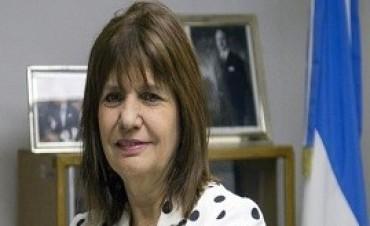 25/10/2017: Para Patricia Bullrich, el arresto es un