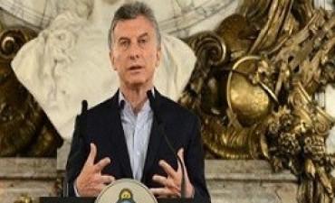 25/10/2017: Macri: