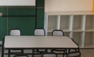 25/10/2017: Más de 140 escuelas recibirán nuevo mobiliario