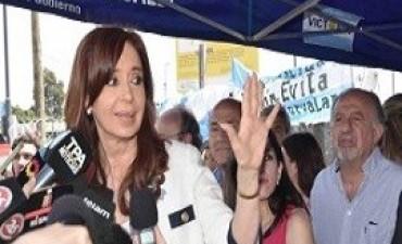 26/10/2017: CFK no habló de De Vido y apuntó contra el Gobierno: