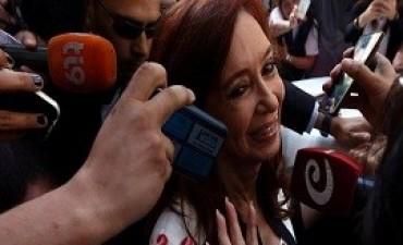 26/10/2017: Pacto con Irán: CFK presentó un escrito, negó haber cometido