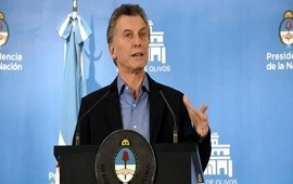 23/10/2018: Macri pidió crear empleo de calidad y sin