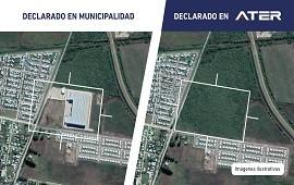 23/10/2018: ATER detectó e incorporó 50.000 metros cuadrados de construcciones no declaradas