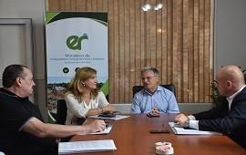 30/10/2018: Analizaron opciones para solucionar la situación de deuda de los complejos termales
