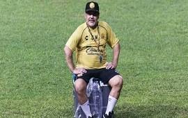 19/10/2018: El médico de Diego Maradona: