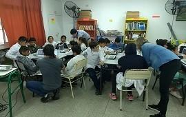 22/10/2018: Más de 150 alumnos de Chajarí y Federación participaron de los festivalitos TIC