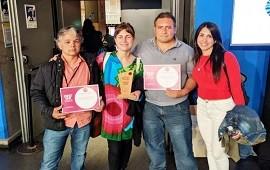 02/10/2019: Carpinteros de Concordia ganaron el premio nacional Innovar 2019