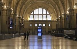 03/10/2019: Las fuerzas de seguridad podrán solicitar el DNI en las terminales de trenes