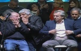 03/10/2019: La CTA de Hugo Yasky se reunificó con la CGT: Alberto Fernández, Hugo Moyano y Máximo Kirchner vieron en primera fila la votación