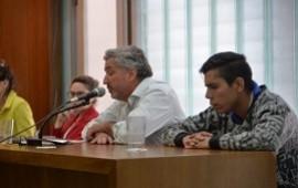 """08/10/2019: En juicio abreviado, condenaron a 18 años de cárcel al autor del crimen de """"Rucu"""" Silva"""