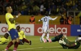 10/10/2019: Argentina - Ecuador, por Fecha FIFA: horario, TV y cómo ver online el segundo amistoso de la Selección de Scaloni