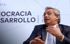 10/10/2019: Alberto Fernández volvió a destacar a Lavagna y dijo que quiere