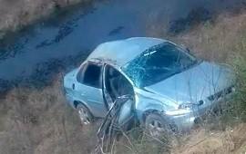 11/10/2019: Falleció tras despistar y volcar con su auto en ruta del sur entrerriano