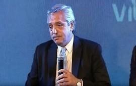 """11/10/2019: Alberto Fernández, sobre el debate: """"Si tras 40 años de política me tengo que preparar, estoy en problemas"""""""